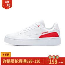 男板鞋运动鞋2019秋冬款小白鞋