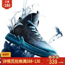 篮球鞋男鞋汤普森2代战靴KT2正代高帮球鞋战靴