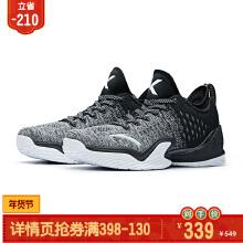 篮球鞋男运动鞋汤普森全明星战靴KT3黑人月高帮球鞋
