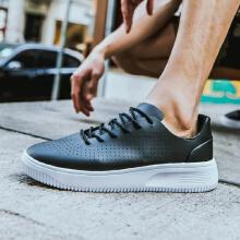 低帮复古篮球运动鞋休闲文化板鞋