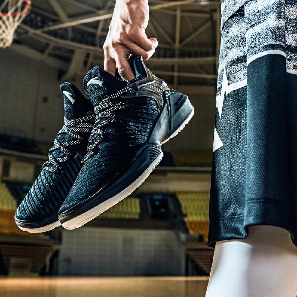 安踏 篮球系列 男子篮球鞋-11831106