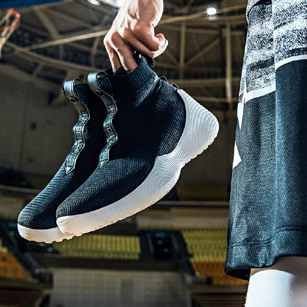 安踏 篮球系列 要疯篮球潮流文化休闲鞋-11831207