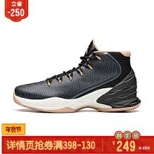 篮球鞋高帮要疯2代球鞋男速决