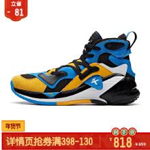 篮球鞋男2019新款汤普森同款KT4正代破坏版高帮战靴潮流球鞋