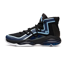 星轨运动鞋高帮耐磨缓震实战球鞋
