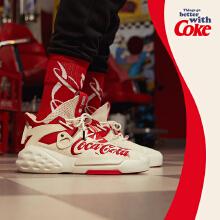 可口可乐联名男鞋休闲板鞋