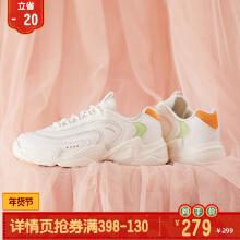 老爹鞋潮流百搭女休闲鞋运动鞋2019秋冬款