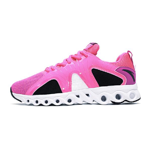 安踏 跑步系列 女子能量环科技跑鞋-12645583
