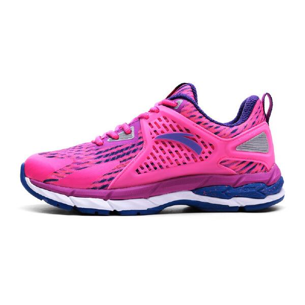 安踏 跑步系列 女子缓震专业智能跑步鞋-12715566