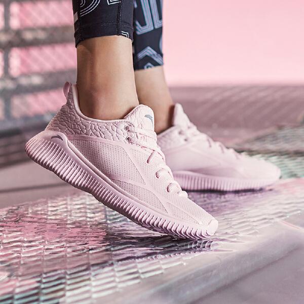 安踏 跑步系列 女子city二代跑鞋-12735565