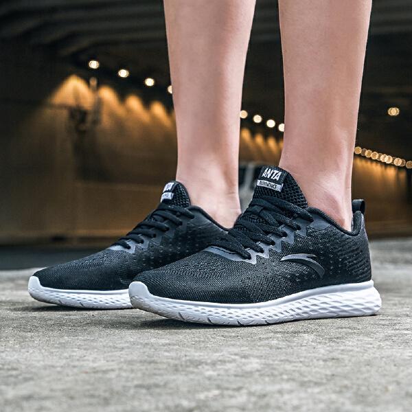 安踏 跑步系列 女子跑鞋-12825577