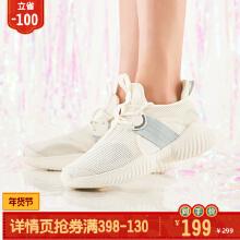 安踏女子2019新款夏季舞蹈鞋运动鞋