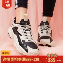 女休闲鞋运动鞋2019秋冬款