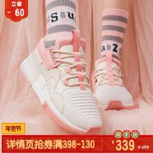 女鞋休闲鞋运动鞋2019秋冬款