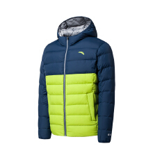 时尚连帽加厚保暖运动服男子上衣夹克