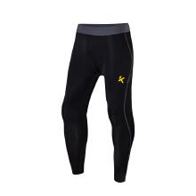 休闲训练健身跑步紧身裤 男跑步运动裤