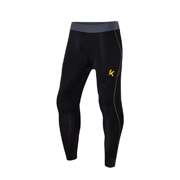 安踏 篮球系列 男子吸湿速干针织运动长裤-15711749