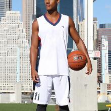 篮球套装男子舒适新款速干排汗跑步健身