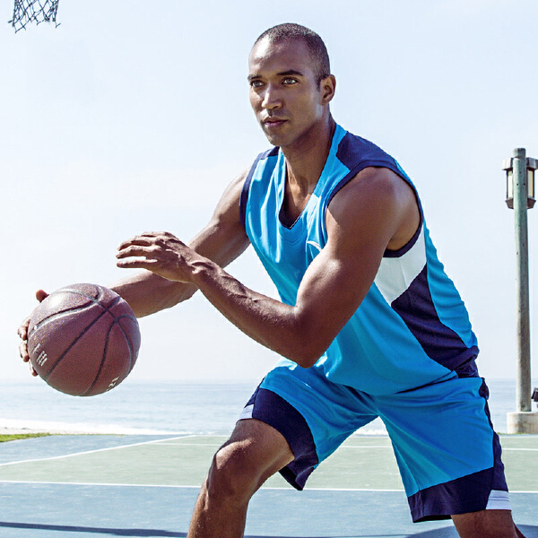 安踏 篮球系列 男子时尚百搭篮球比赛套-15731203