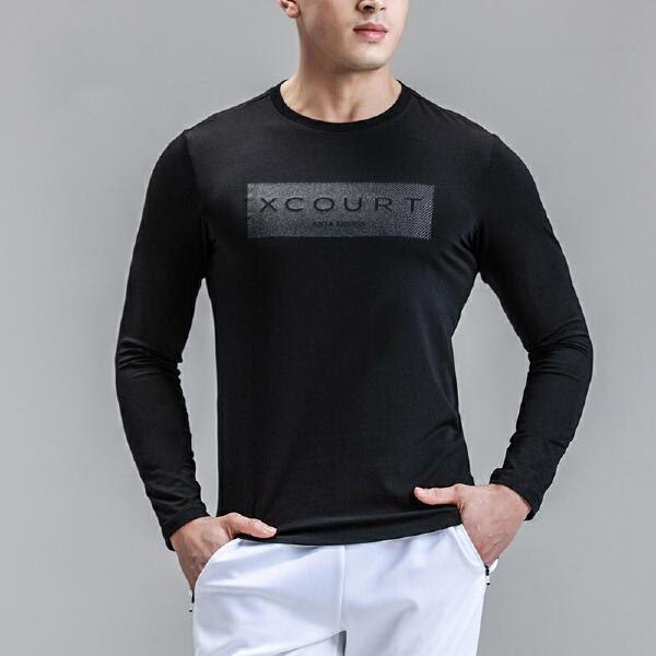 安踏 网球系列 男子长袖针织衫-15733430