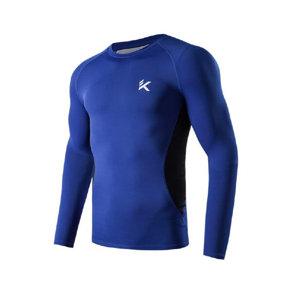 安踏 篮球系列 男子莱卡长袖针织衫-15741431
