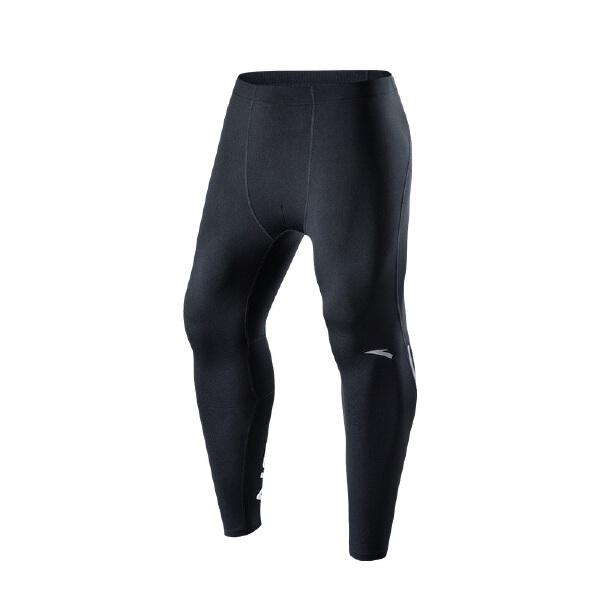 安踏 跑步系列 男子吸湿速干针织九分裤-15745740