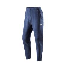 运动裤休闲裤黑色舒适针织平口运动长裤潮