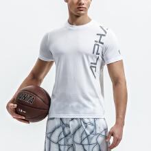 短袖T恤男男子休闲舒适透气针织T恤字母款半袖男