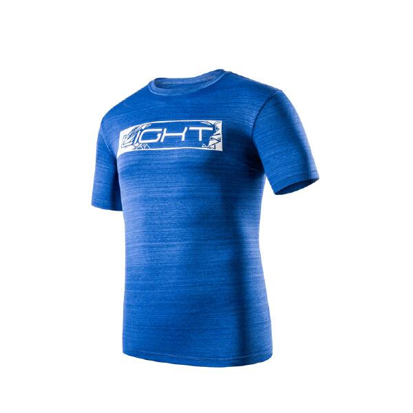 安踏 篮球系列 男子吸湿速干短袖针织衫-15821148