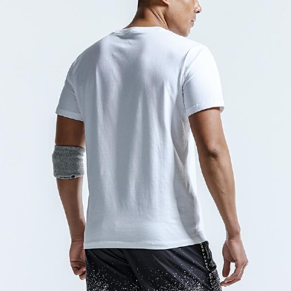 安踏 篮球系列 男子短袖针织衫-15821185