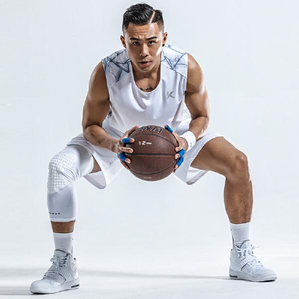 安踏 篮球系列 男子吸湿速干篮球比赛套-15821201
