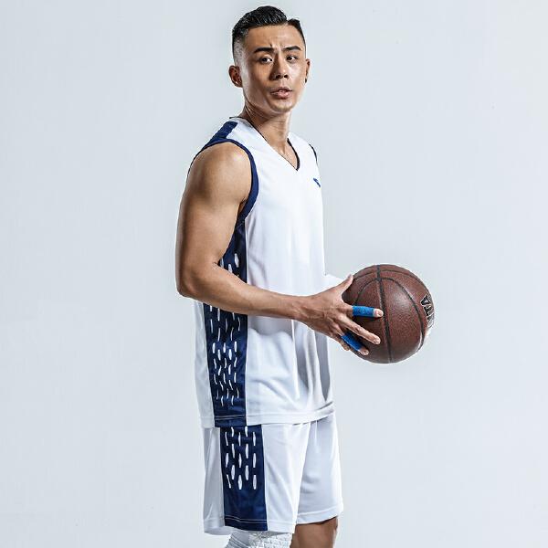 安踏 篮球系列 男子吸湿速干篮球比赛套-15821204