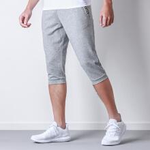男子针织七分裤
