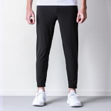 男子吸湿速干梭织运动长裤