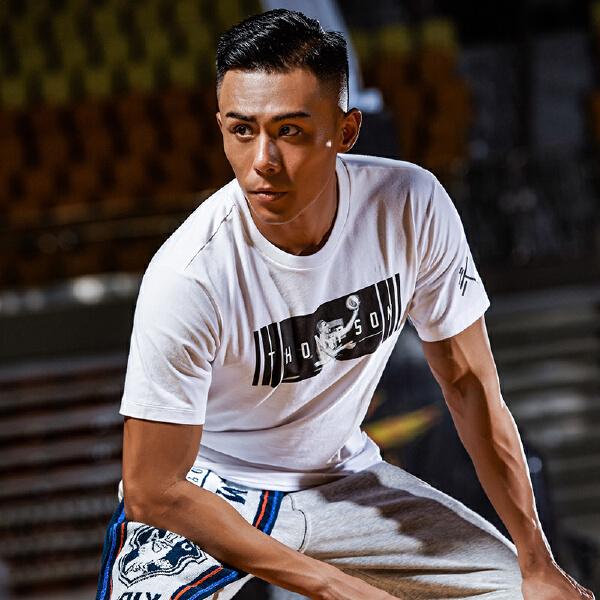 安踏 篮球系列 男子短T-15831144