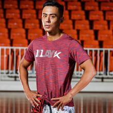 安踏要疯短袖男 2019夏季新款汤普森篮球文化T恤运动上衣15831145