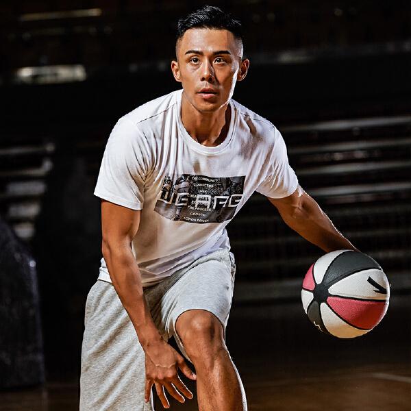 安踏 篮球系列 男子短T-15831151