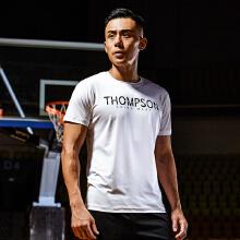 安踏汤普森要疯T恤 2019夏季新款男装篮球文化衫运动短袖15831167