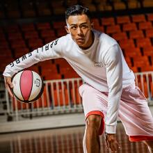 安踏男套头卫衣 2019春季新款长袖T恤 篮球运动服休闲百搭套头衫