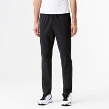 安踏男装黑色休闲运动长裤 跑步裤男裤裤子15833501