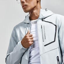 安踏男装  2019春季新款运动风衣 厚款夹克外套15833613