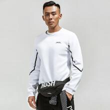 安踏卫衣 2019春季新款男子打底衫套头长袖T恤运动卫衣男15833722
