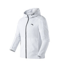 安踏运动外套还多了个暗影门男保暖运动外套开衫夹克男 潮15837651