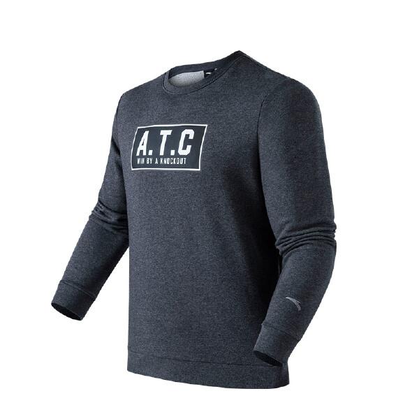 安踏 搏击系列 男子套头衫-15839702