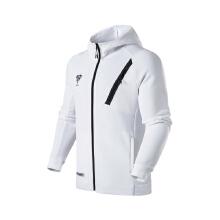 安踏卫衣男 2019春季新款帕奎奥系列跑步开衫连帽外套男运动卫衣