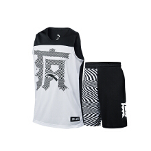 安踏球服篮球男套装2019春夏新款运动短袖短裤宽松官网15841207R