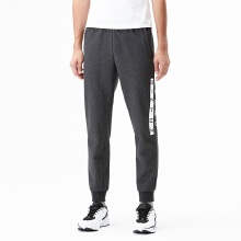 安踏男加绒针织裤 2018冬季专柜新款保暖加厚运动长裤子15841750