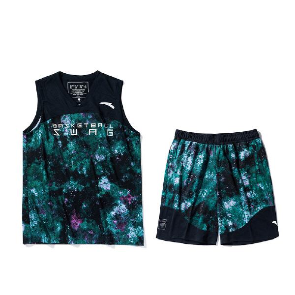 安踏男子篮球比赛套-15911202