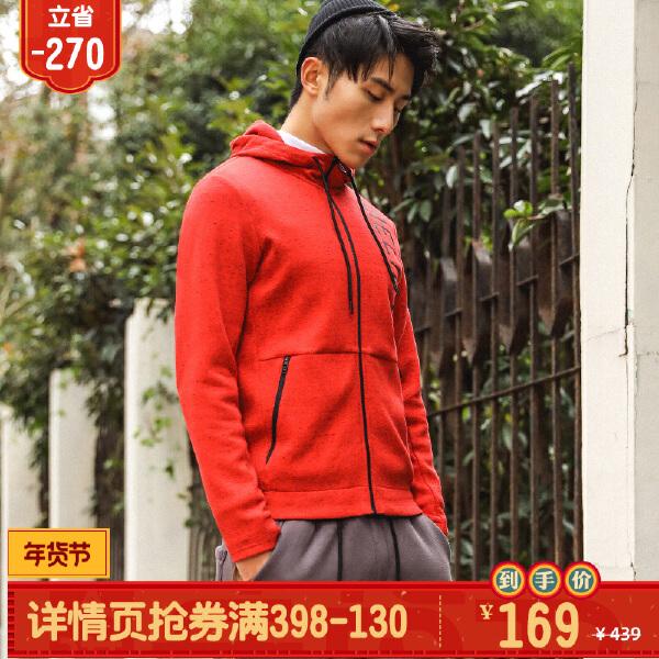 安踏男子针织运动上衣-15911726