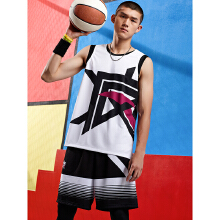 男子要疯篮球比赛服你觉得怎么样上衣